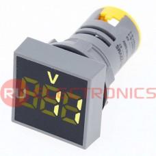 Цифровой LED вольтметр переменного тока RUICHI DMS-142
