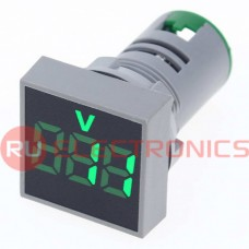 Цифровой LED вольтметр переменного тока RUICHI DMS-143
