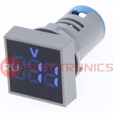 Цифровой LED вольтметр переменного тока RUICHI DMS-144