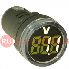 Цифровой LED вольтметр переменного тока RUICHI DMS-131