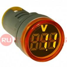 Цифровой LED вольтметр переменного тока RUICHI DMS-132