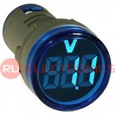 Цифровой LED вольтметр переменного тока RUICHI DMS-134