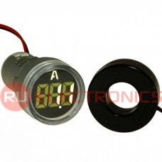 Цифровой LED амперметр переменного тока RUICHI DMS-211