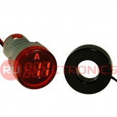 Цифровой LED амперметр переменного тока RUICHI DMS-215