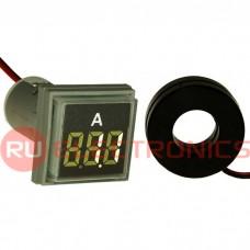 Цифровой LED амперметр переменного тока RUICHI DMS-221