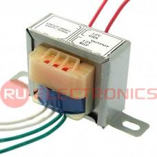 Трансформатор 50гц RUICHI EI35*13 220v to 2x12v 1.5W, крепление на 2 винта