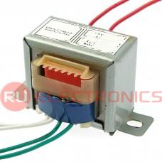 Трансформатор 50гц RUICHI EI35*20 220v to 2x12v 2.5W, крепление на 2 винта