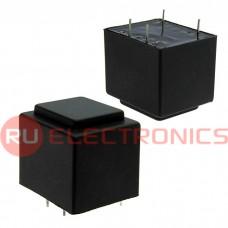 Трансформатор 50гц RUICHI ТПК-2 (ТПГ-2) 10.5V (аналог), герметизированный