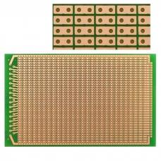 Макетная плата RUICHI ECS2, cстеклотекстолит FR-4 (V-0)