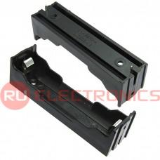 Батарейный отсек RUICHI Battery Holder for Li-ion 1X18650, открытый