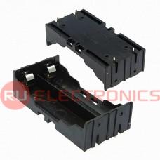 Батарейный отсек RUICHI Battery Holder for Li-ion 2X18650, открытый