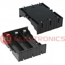 Батарейный отсек RUICHI Battery Holder for Li-ion 3X18650, открытый