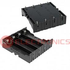 Батарейный отсек RUICHI Battery Holder for Li-ion 4X18650, открытый