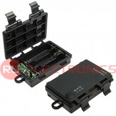 Батарейный отсек RUICHI BH AA 3*2 IP44, закрытый