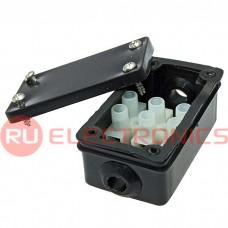 Коробка распределительная 1х1 RUICHI, IP44, 2pin, CA10, 6 A, 450 В
