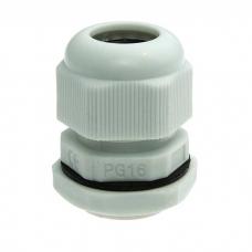 Кабельный ввод RUICHI PG16 (10-14) Серый, полиамид