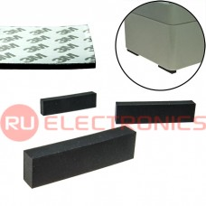 Ножка приборная ZTM-ELECTRO S200503, прямоугольная