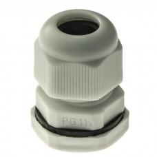 Кабельный ввод RUICHI PG11 (IP 54) Серый, полиамид