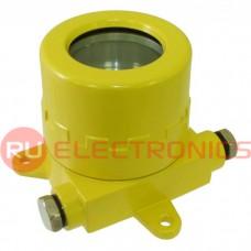 Корпус для полевого датчика давления SANHE BP18-1, желтый, алюминиевый
