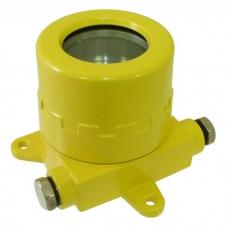 Корпус для РЭА SANHE BP18-1 желтый, алюминиевый
