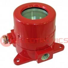 Корпус для полевого датчика давления SANHE BP18-1, красный, алюминиевый