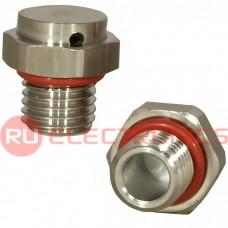 Клапан выравнивания давления RUICHI M12X1.5-10, сталь