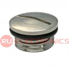 Заглушка для кабельных вводов RUICHI MG16, металлическая