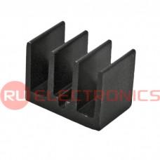 Охладитель RUICHI BLA007-10, алюминий