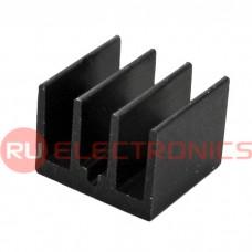 Охладитель RUICHI BLA007-15, алюминий