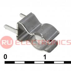 Держатель предохранителя RUICHI NF-004, 5х20 мм, Tin, 10 А