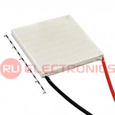 Модуль пельтье RUICHI TEC1-12704 (40x40), 36 Вт