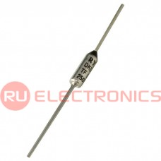 Термопредохранитель RUICHI, 105 °C, 15 A, аксиальный корпус