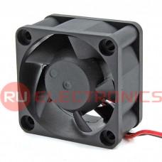 Осевой вентилятор DC TIDAR, RQD, 4020MS, 12 В