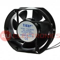 Осевой вентилятор AC TIDAR, RQA, 172x150x50HBL, 220 В