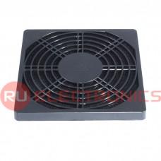 Решетка для осевого вентилятора RUICHI с фильтром, FGF-110, 110х110 мм