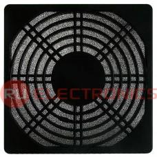 Решетка для осевого вентилятора RUICHI с фильтром, FGF-120, 120х120 мм