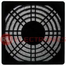 Решетка для осевого вентилятора RUICHI с фильтром, FGF-92, 92х92 мм