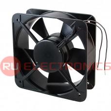 Осевой вентилятор AC TIDAR, RQA, 20060A2HBL, Square, 220 В